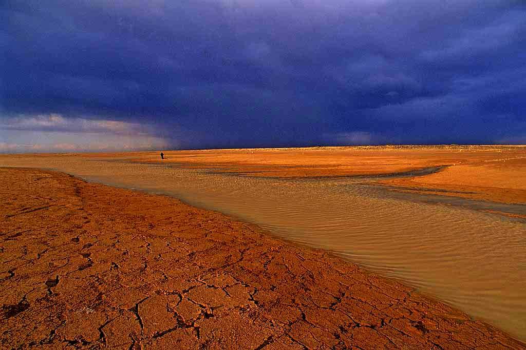 Dramatic-Jordanian-desert