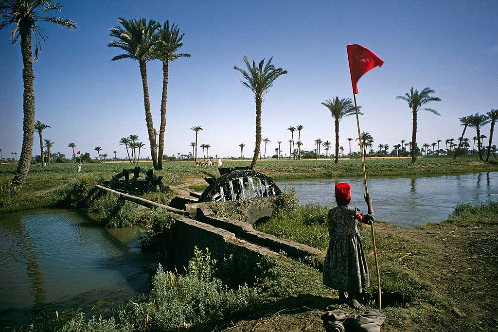 Nile-Delta-ancient-irrigation-system