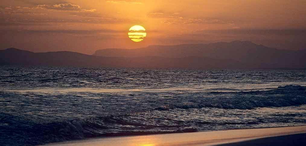 Slider-sunset